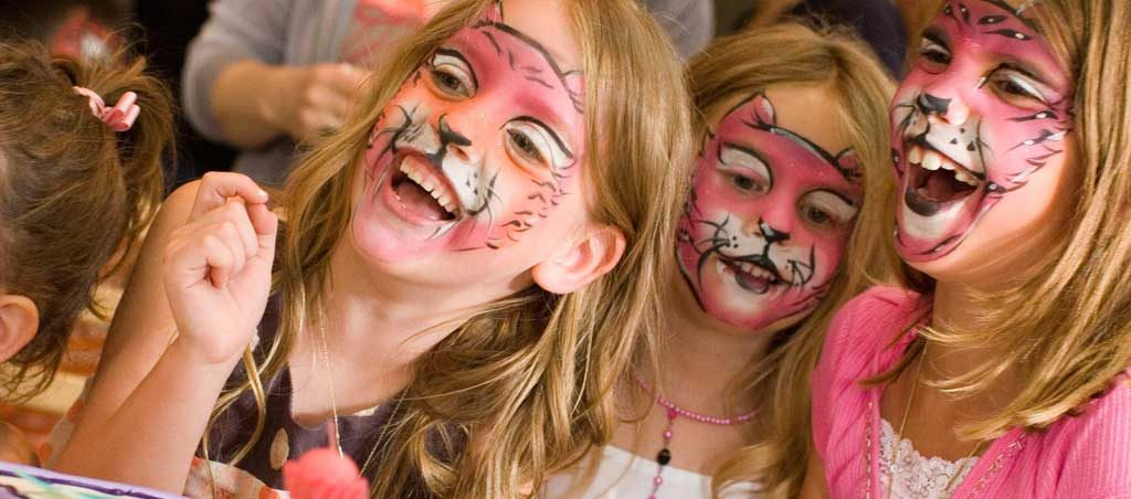 face painting cape town